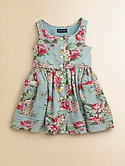 Ralph Lauren - Toddler's & Little Girl's Floral Sundress