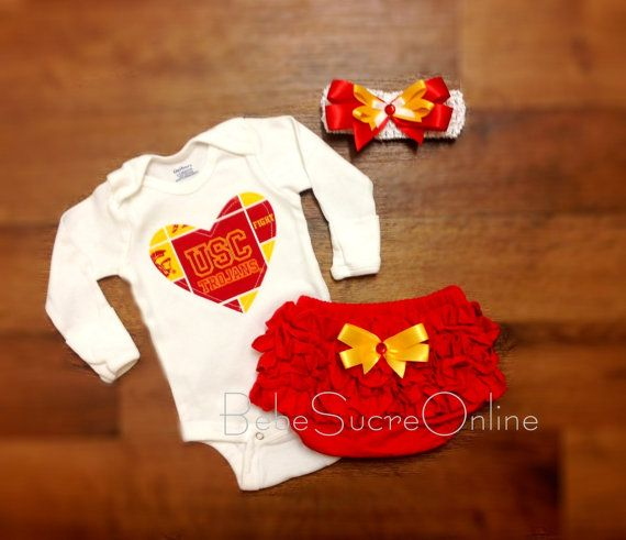 Usc Baby Boy Clothes