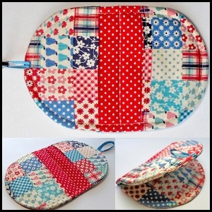 Download Just a Pinch Potholder Sewing Pattern | Featured Products | YouCanMakeThis.com