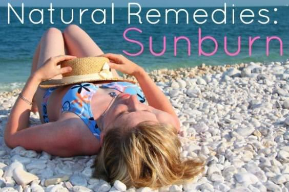 How to use home remedies to get rid of sunburn or sunburn relief? Sunburns are ugly reddish patches that appear on your skin after a prolonged period ...