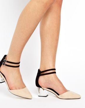 ASOS SPHINX Heels from asos.com.au $81.10