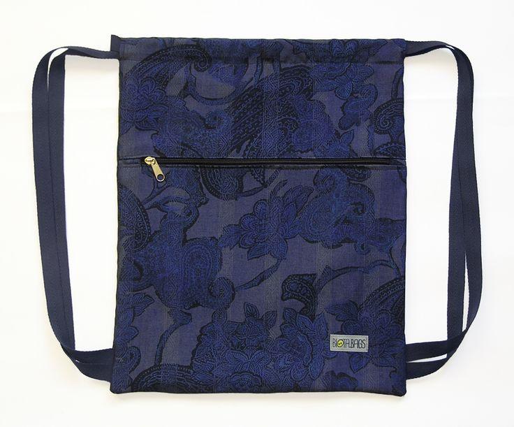 Kashmir summer backpack