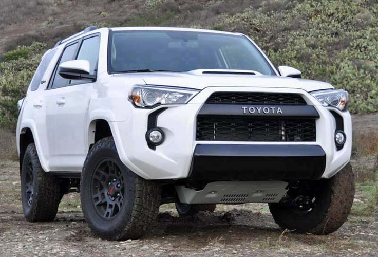 2018 Toyota 4runner overview