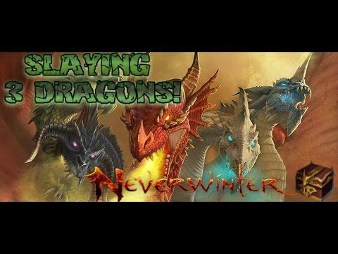 Neverwinter Xbox one Guild Stronghold Dragonflight Fun!