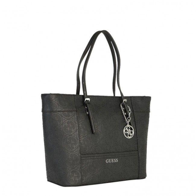 Borsa Guess shopping media logata Delaney HL4535230 - Scalia Group  #guess #fashion #glamour #wallets #bags #handbags #women