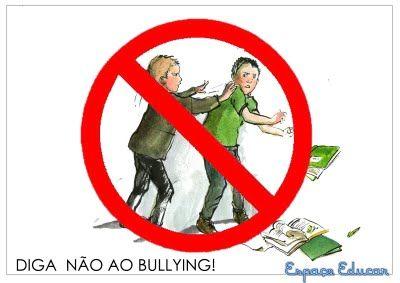 ESPAÇO EDUCAR: Atividade: Cartilha contra o Bullying para montar com a turma!