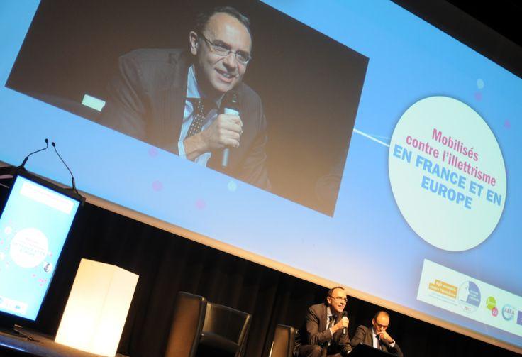 Antoine Godbert, Directeur de l'Agence Europe Education-Formation France. Copyright photographique : ANLCI