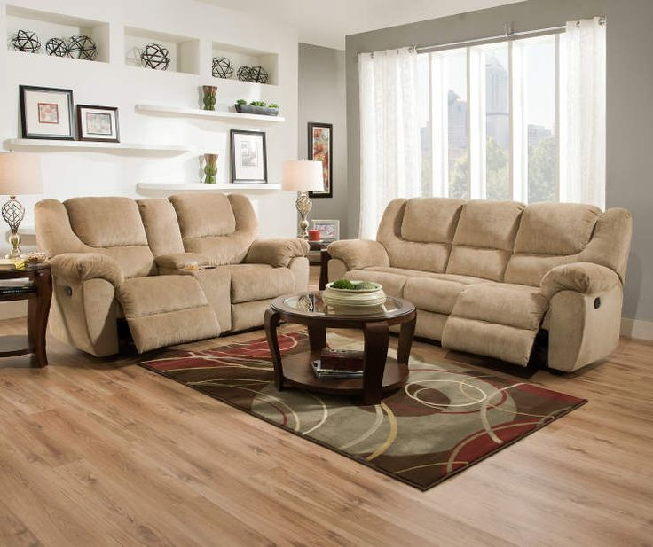 Buy a simmons journey living room furniture collection at for Simmons living room furniture