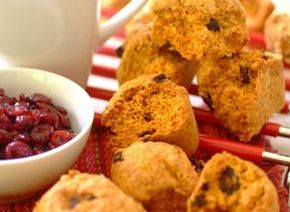 SPAR - Coconut Cranberry Rusks Recipe