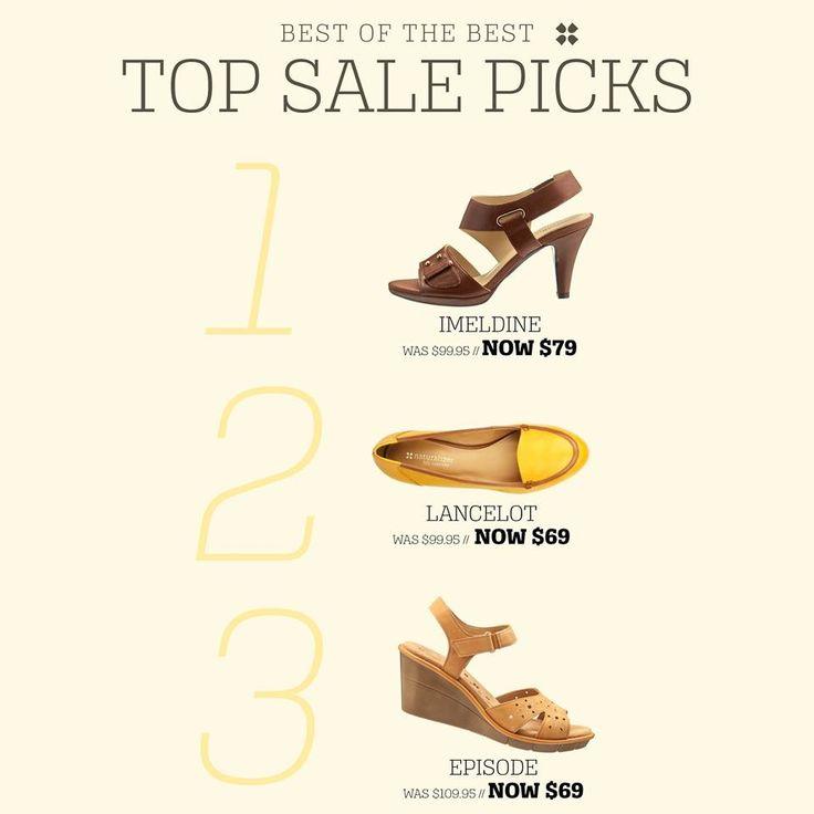 Our top picks at Naturalizer