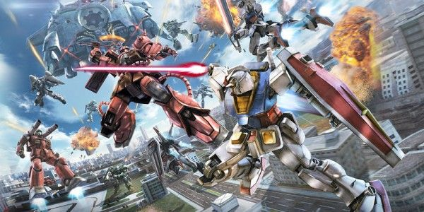 Gundam Conquest V