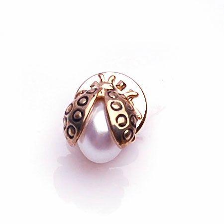 の italina ra ra の italina かわいい ミニ てんとう虫ブローチ ピン 、 2色高品質卸売# JP50701
