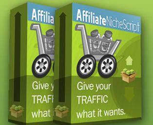 Affiliate Niche Script to Build your Own Profitable Affiliate Store
