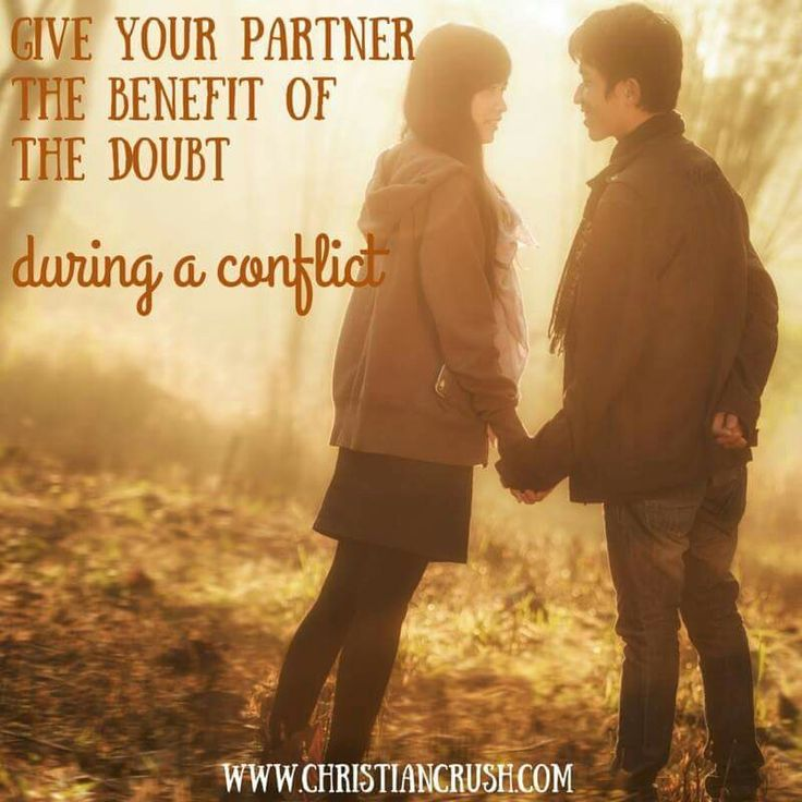 Conflicts of christian dating