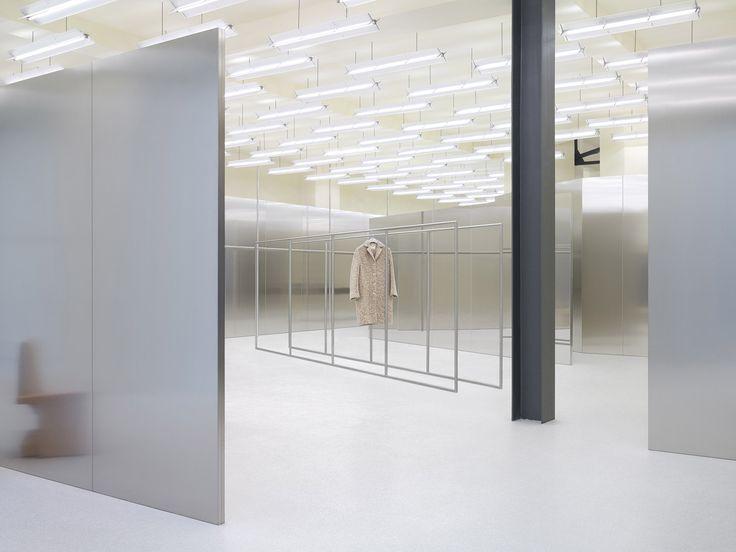 Acne Studios – Potsdamer Straße – Berlin — Christian Halleröd design