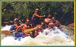 Clear Creek Rafting just 30 minutes from Denver. Love this creek but I'm a little bias I live by it.