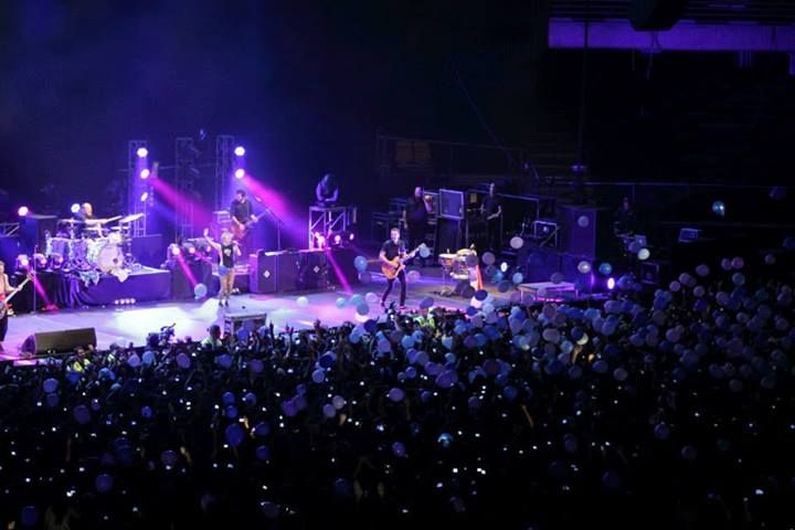 Paramore, Santiago de Chile 18/07/13