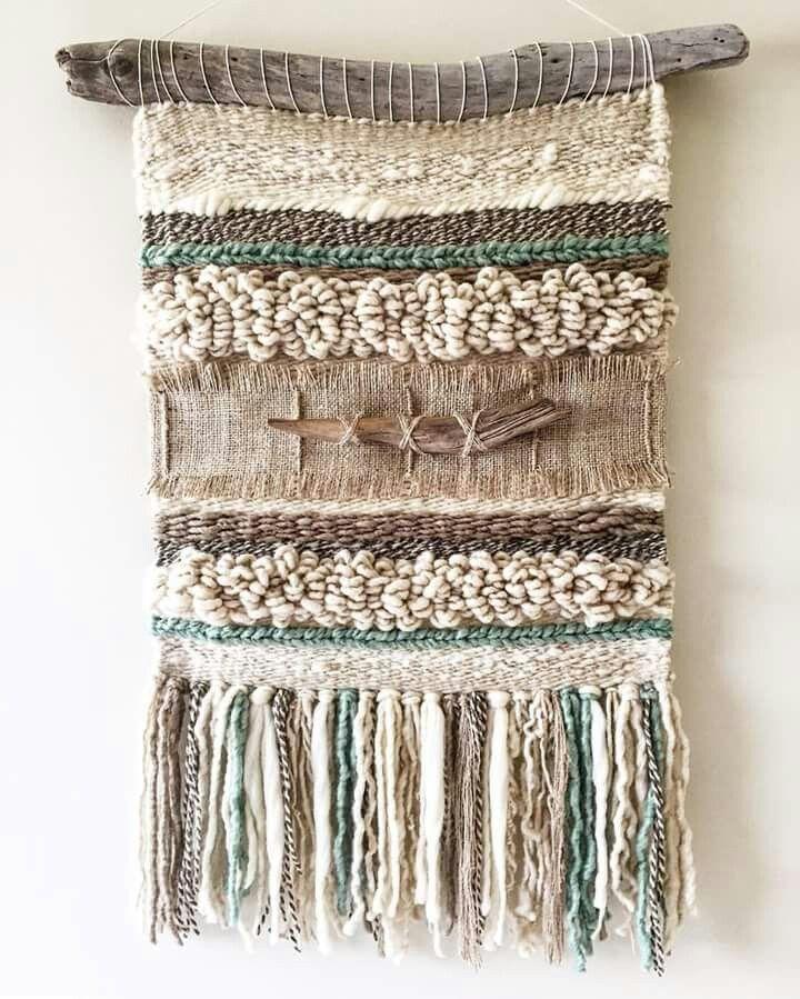 Tissage  // Weaving