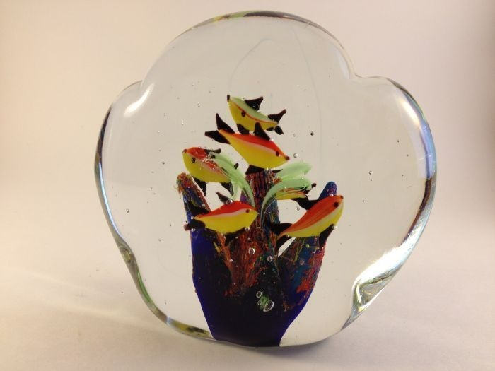 1000 images about murano glass on pinterest vintage for Murano glass fish