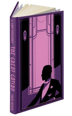 Great Gatsby Folio 7 Insanely Awesome Folio Society Books
