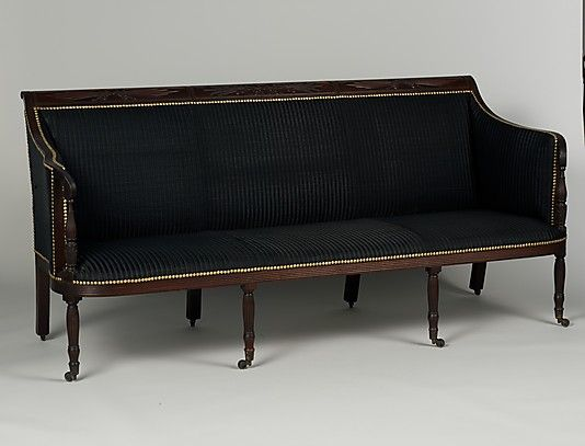 Duncan Phyfe Sofa: Federer Style Sofas, 18Th19Th Century, Living Rooms Serenity, Century Furniture, Phyfe Sofas, Furniture Sofas, Furniture Styles, Duncan Phyfe, 18Th 19Th Century