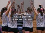 """Pallavolo: lo sport dei bambini """"tutti per uno e uno per tutti"""""""