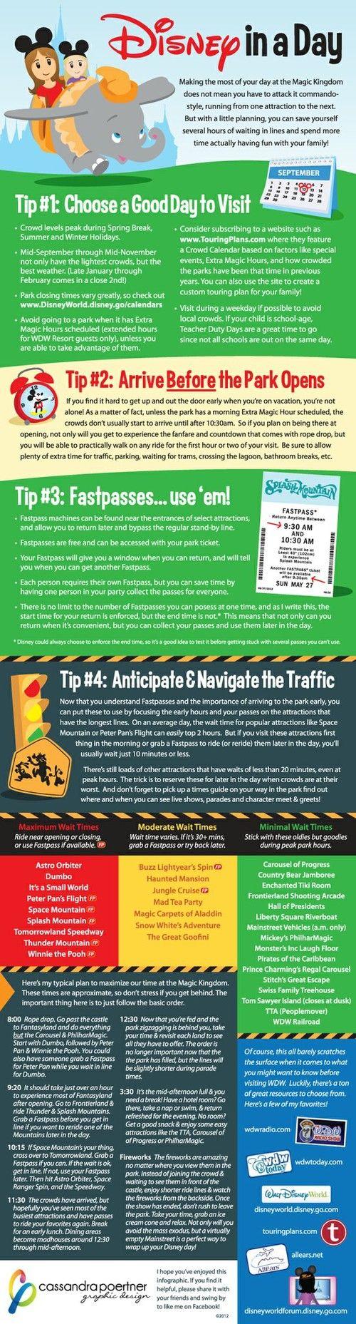 @: Tips for Disney Trip