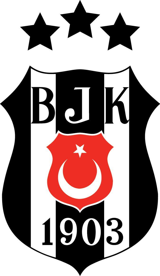 Vektörel Çizim | Beşiktaş Üç Yıldızlı Logo