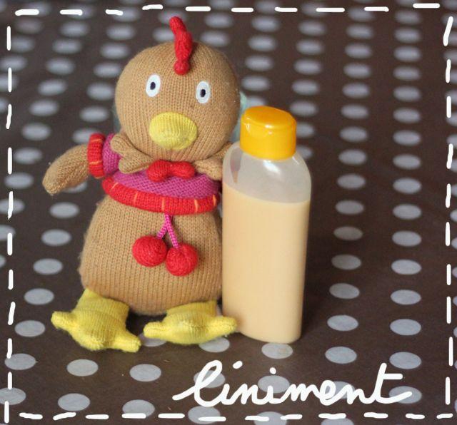 Recette du liniment pour bébé : rien de plus facile !