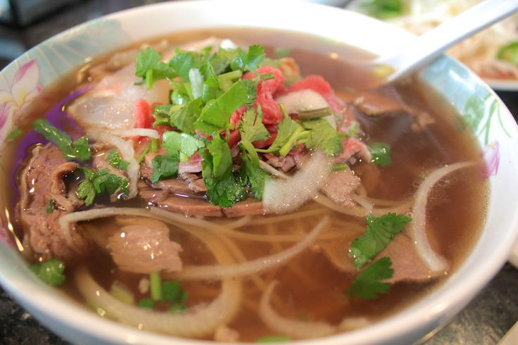 As El Niño brings grey and rainy days to the Bay Area, a large steaming bowl of pho noodle soup may be the tastiest way to warm your soul and lift your damp spirits. Here are 10 great Vietnamese spots serving up hearty tasty bowls of Pho.