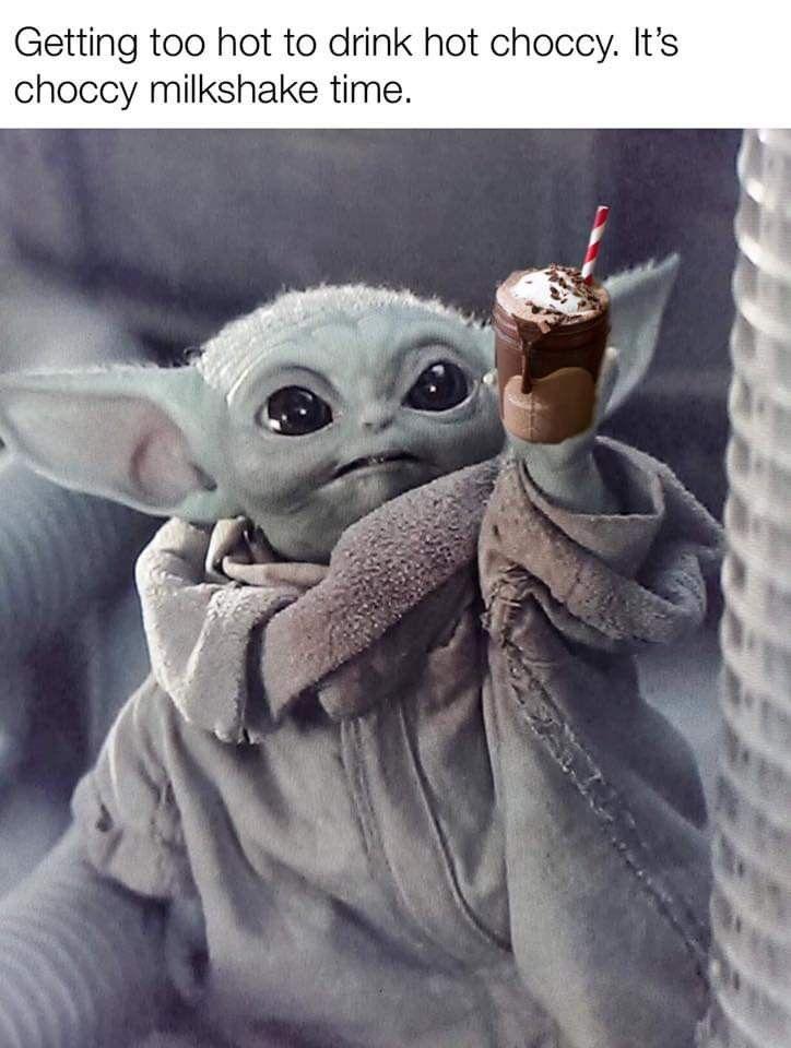 Pin By Sue Boulanger On Baby Yoda Memes Yoda Funny Yoda Meme Star Wars Humor