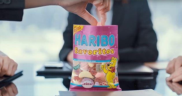 """La acción comunicativa, lanzada a principios de 2017, Haribo Favoritos Disfruta como un niño ha sido """"un gran éxito en notoriedad, aceptación e incremento de ventas"""", indican fuentes de Haribo. Para la segunda parte de este año, la compañía retoma la campaña Ositos de Oro Camino de la Felicidad, estrenada en julio de 2016"""