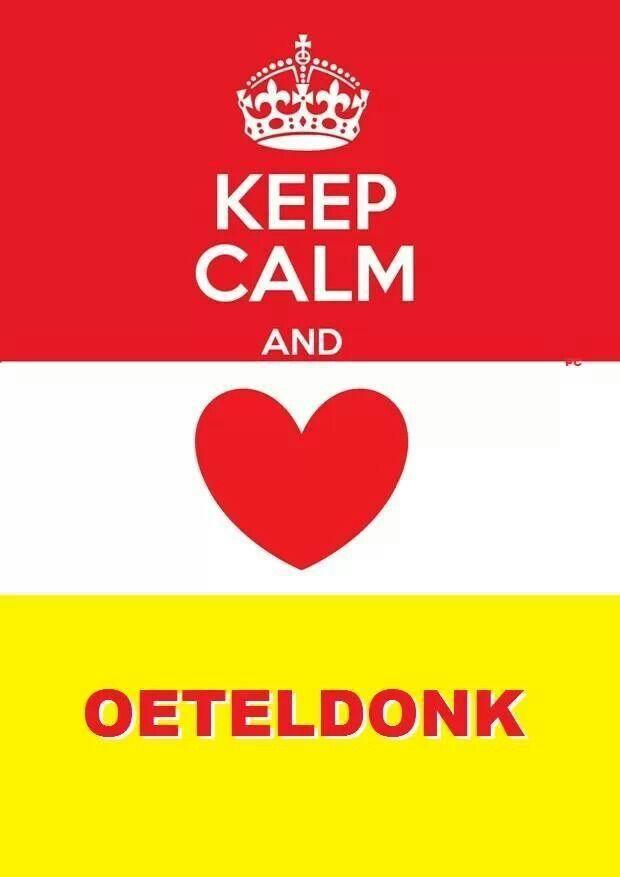 Keep calm and ♥ Oeteldonk