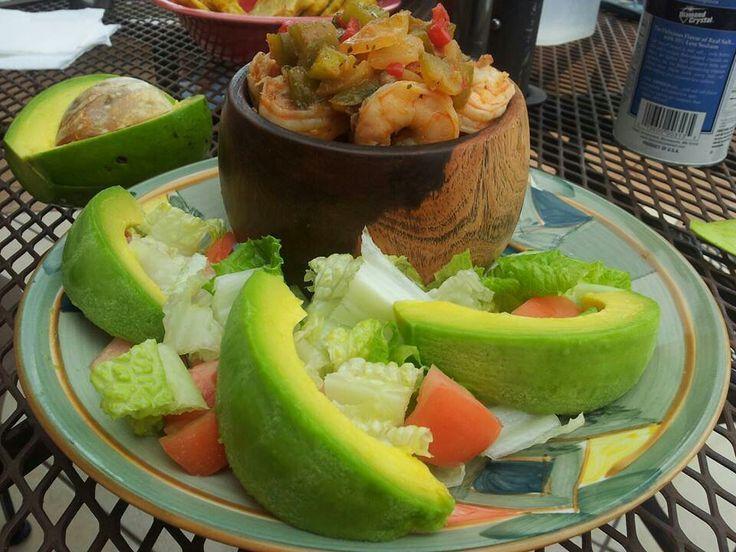Paleo Funky Mofongo with Sopa de Pollo and Puerto Rican Roast Pork
