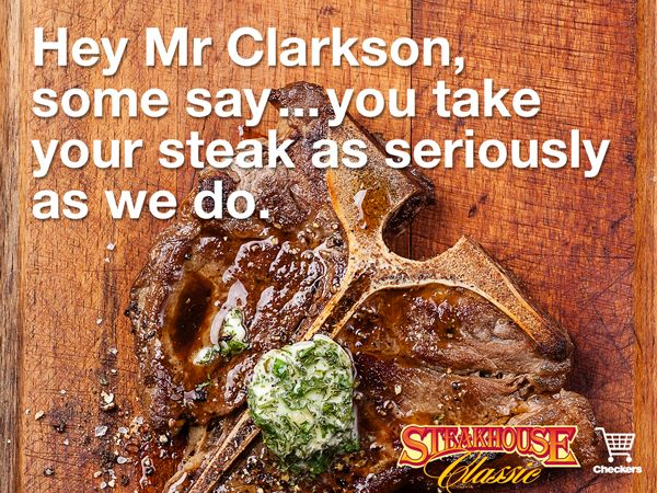 The Seriousness of Steak.