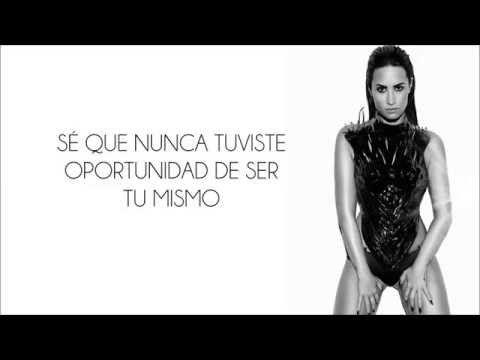 Demi Lovato Father Traducida Al Espanol