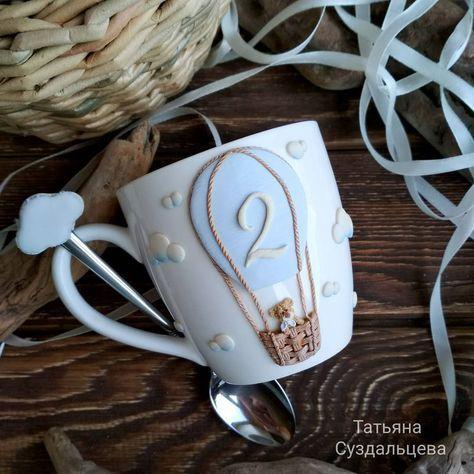 Нежнятинка)) Сделано на заказ. От 1300 #полимернаяглина #пластика #лепка #ручнаяработа #подаркиновосибирск #подаркиручнойработы #тедди #воздушныйшар #ручнаяработановосибирск #кружкасдекором #декоркружки #вкусныеложки #ложкасдекором #polymerclay #cup #mug #polymer_clay #polymerclaydecor #полимерная_глина #подарокмальчику #кружкавподарок #творческаямастерская #gift #handmade #хэндмэйд