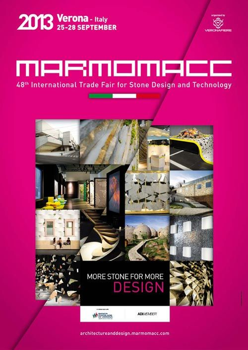 PINK 2013   Client MARMOMACC 2013   Group VERONAFIERE