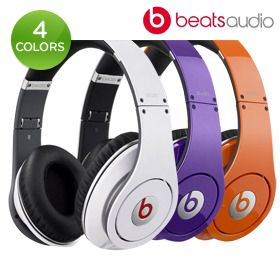 Beats By Dr. Dre Beats Studio Over-the-Ear Headphones - Assorted Colors $189.00 Our Price $299.00 Retail