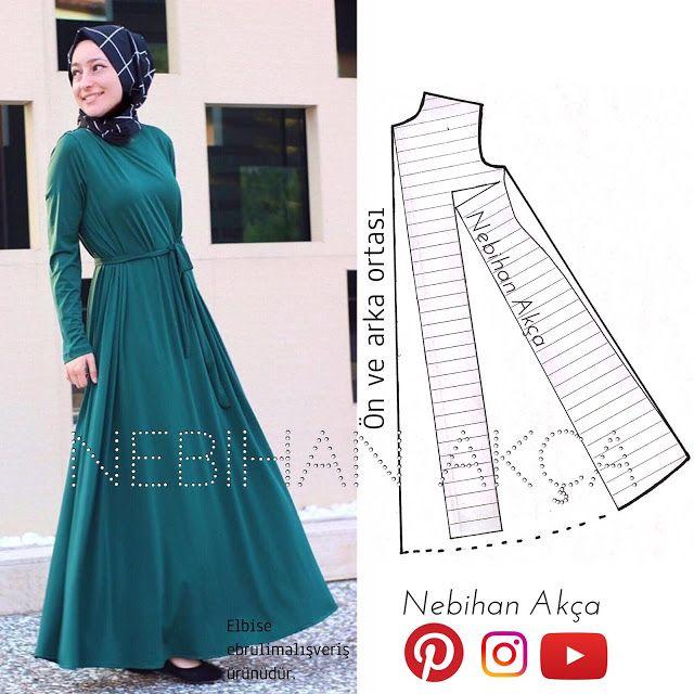 Ana Kaliptan Klos Kalip Cikarma Nebihan Akca The Dress Elbise Kuslu Elbise