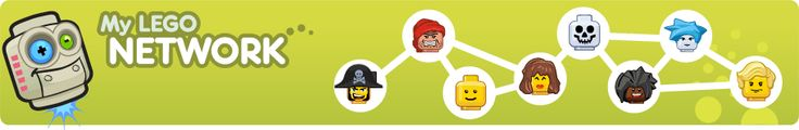 My LEGO Network is a new social networking site built especially for children. It's a safe environment that lets you create and control your own web page. You can collect, build, and trade with virtual items. You mail with your friends, and show off your creativity to the whole wide world
