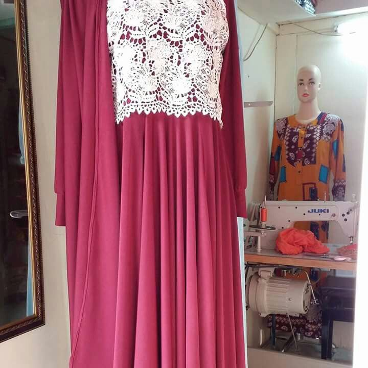 Longdress cantik by Aida