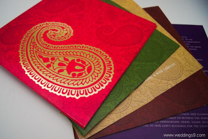 WEDDINGS9 - Indian Wedding Invitations - South Asian Bride Magazine