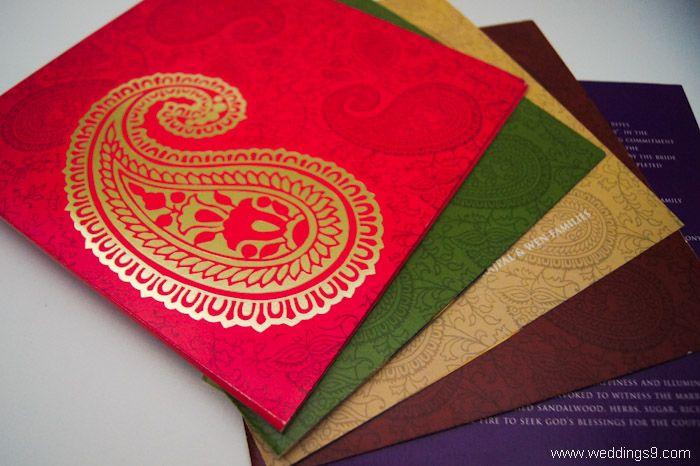 WEDDINGS9 - Indian Wedding Invitations - South Asian Bride Magazine