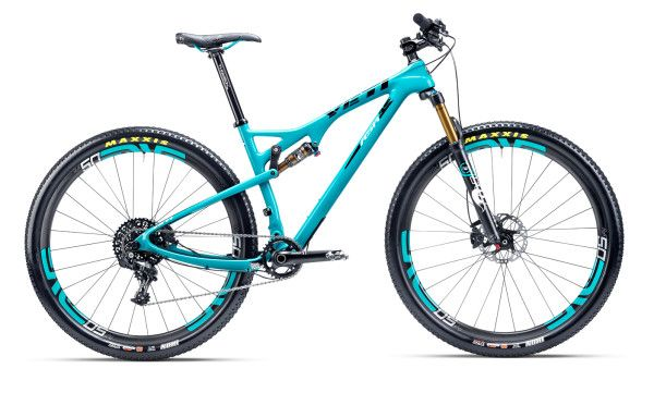 YETI RACES BACK INTO XC WITH NEW CARBON AS-RC CROSS COUNTRY BIKE
