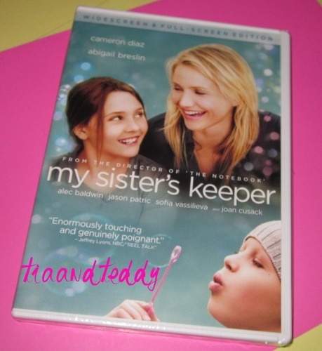 #My #Sister's #Keeper   wow! mind bogling   http://amzn.to/Id49qI
