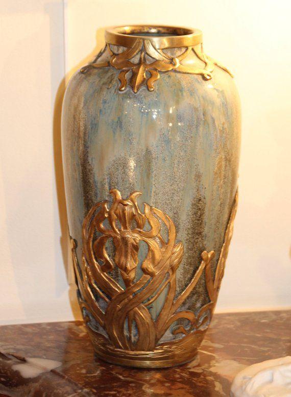 Art Nouveau Vase Designs