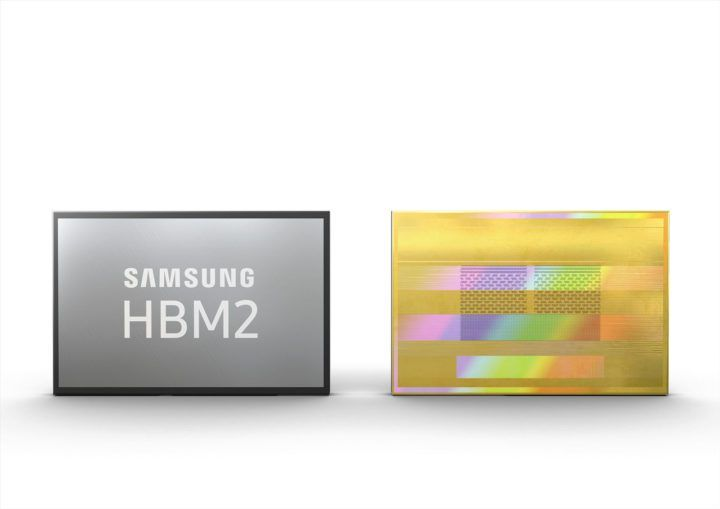 Samsung, the current world leader in memory chips, has announced that it has increased the production of 8GB HBM2 memory chips. HBM2 (second-generation High Bandwidth Memory) chips are used in high-end computers and servers for artificial intelligence, advanced graphics, high-performance...