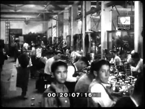 Aspectos de Leca da Palmeira, em 1927