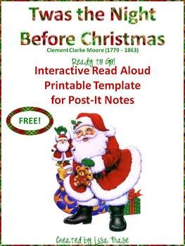 34 best twas the night before christmas images on Pinterest   The ...